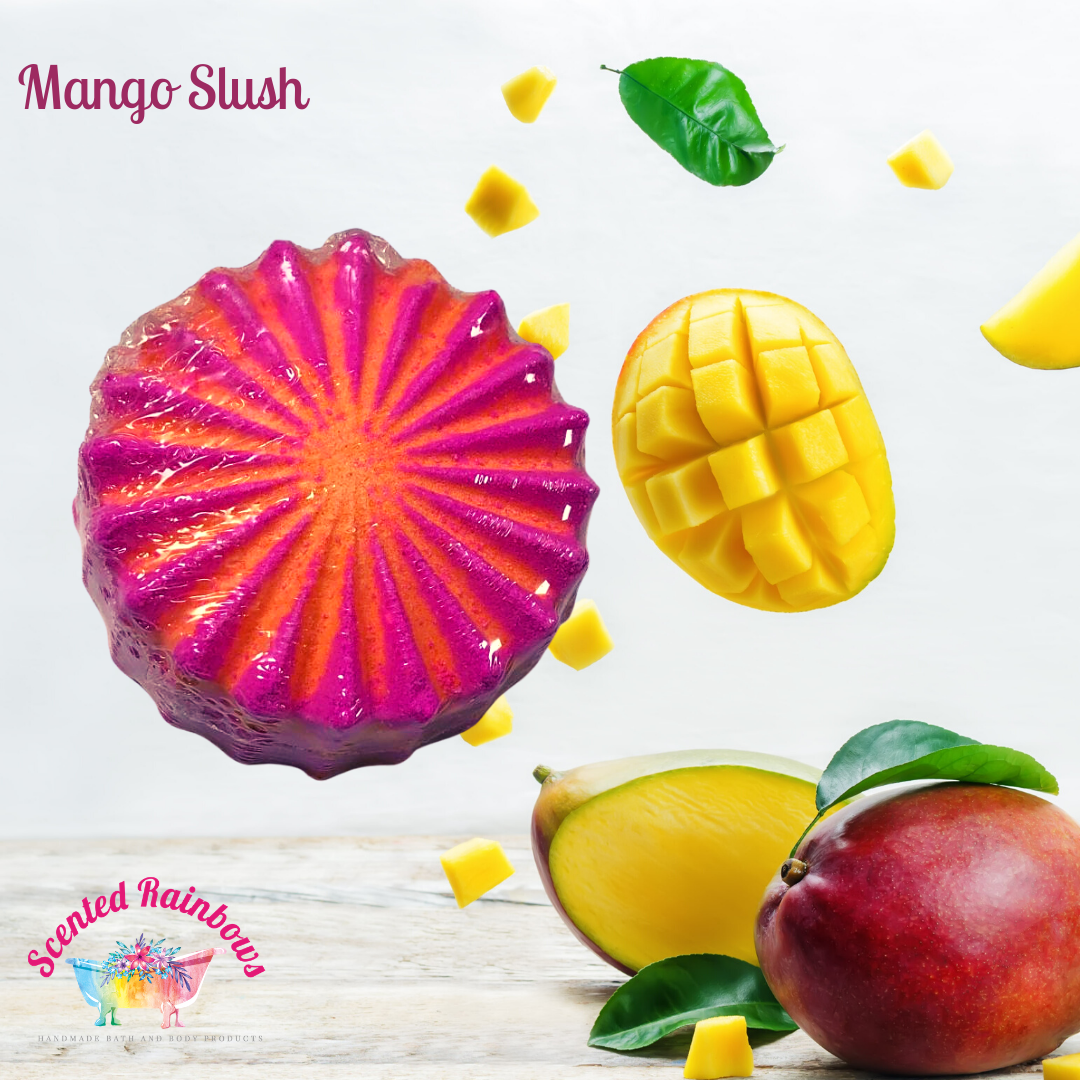 Mango Slush Bath Spinner