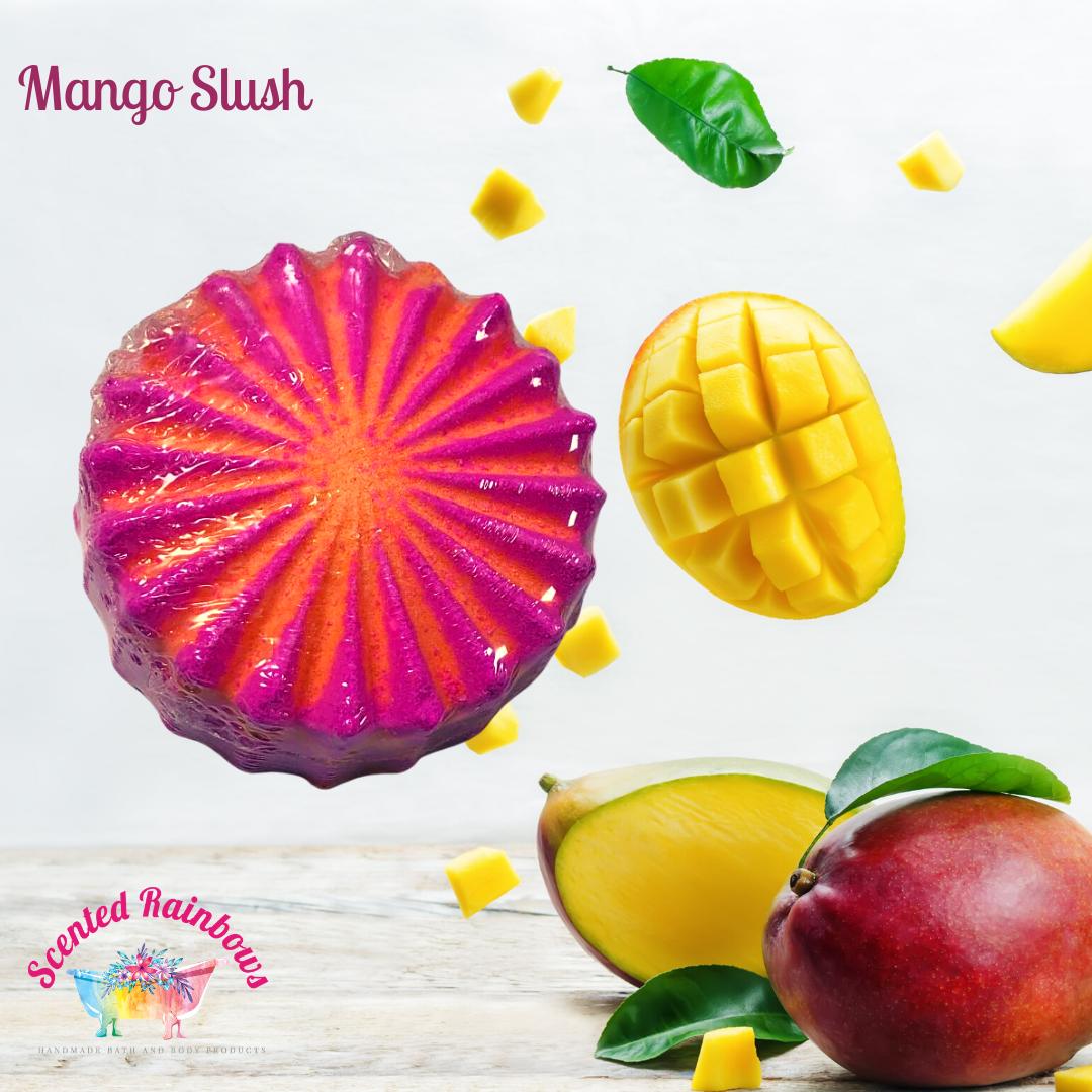 Mango Slush Bath Spinner