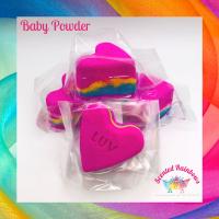 Baby Powder Heart Bomb