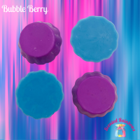 Berry Bubblegum Tarts