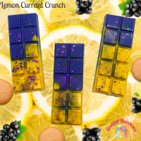 Lemon Currant Crunch Bar