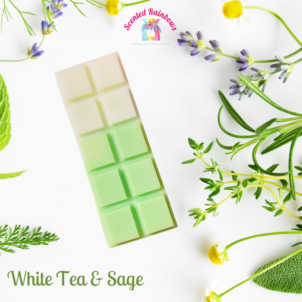 White Tea & Sage Bar
