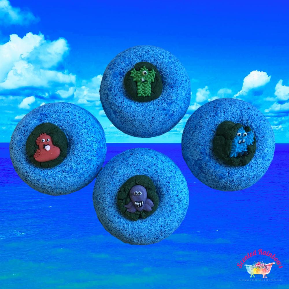 Monster Donut Bomb
