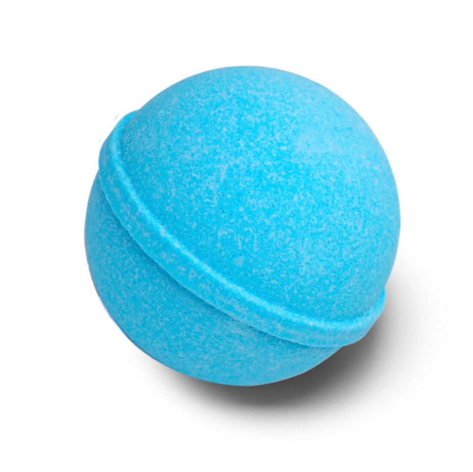 Blue Slushie Bath Bomb