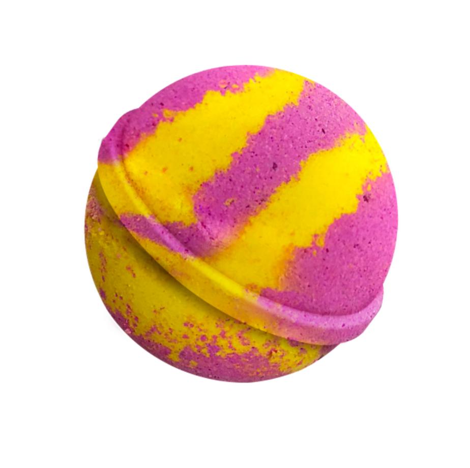 Raspberry Lemonade Bath Bomb