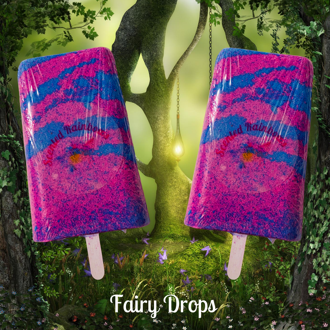 Fairy Drops Lolly Bomb