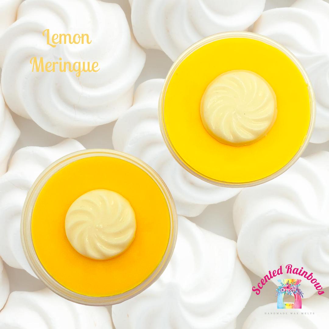 Lemon Meringue Pot
