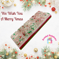 We Wish You A Merry Xmas Bar