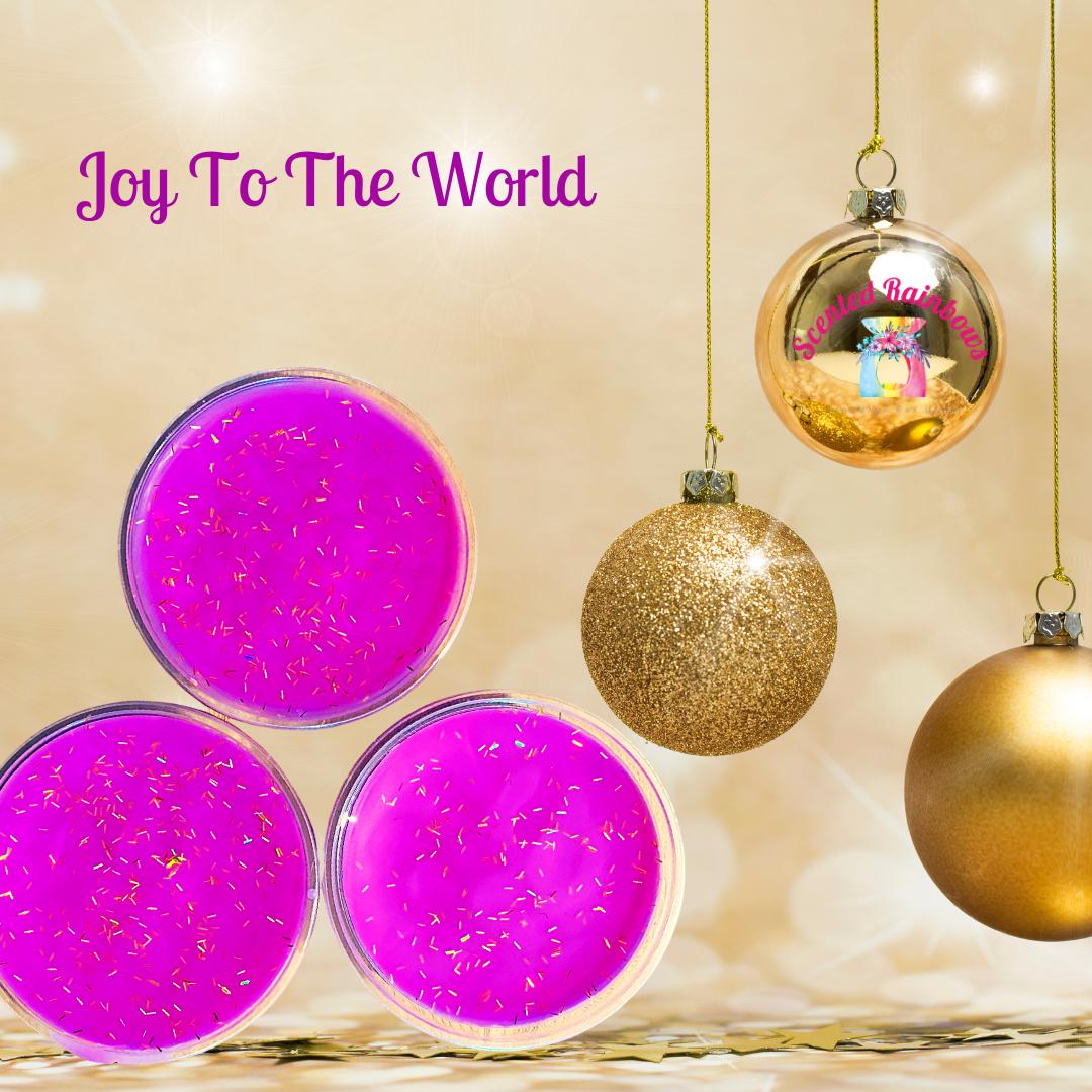 Joy To The World Pot