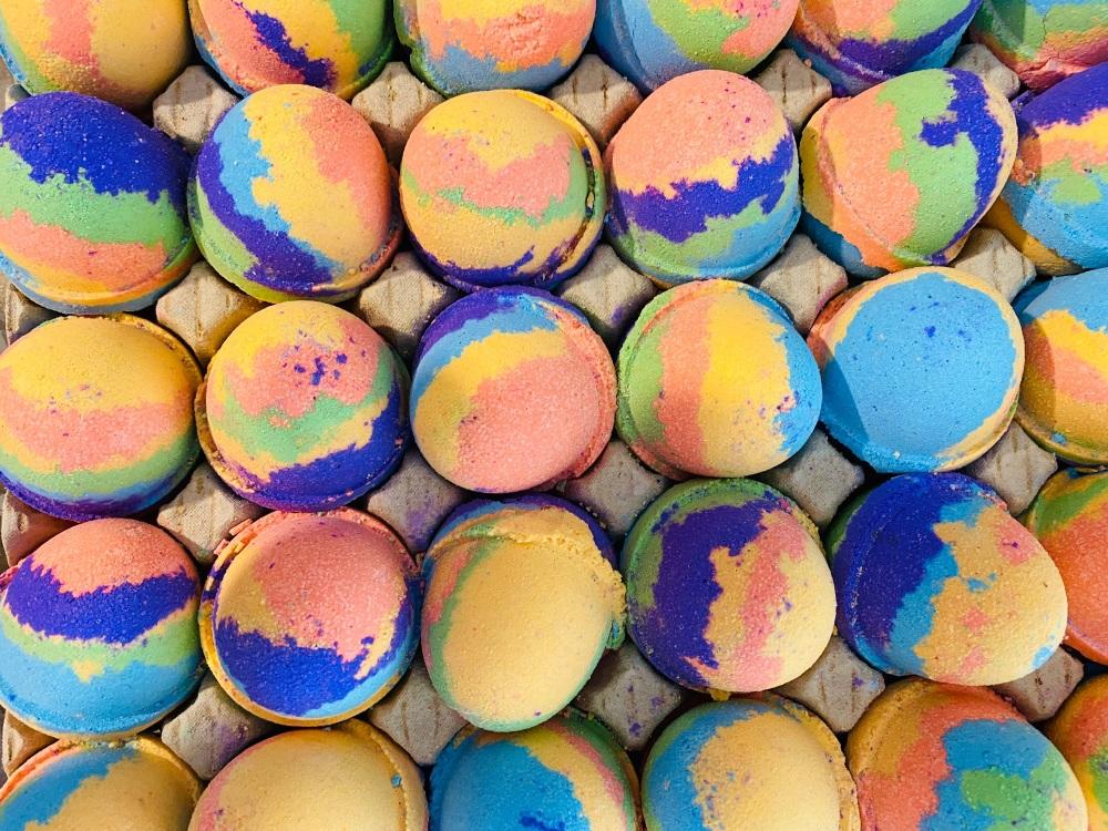 Pride Bath Egg