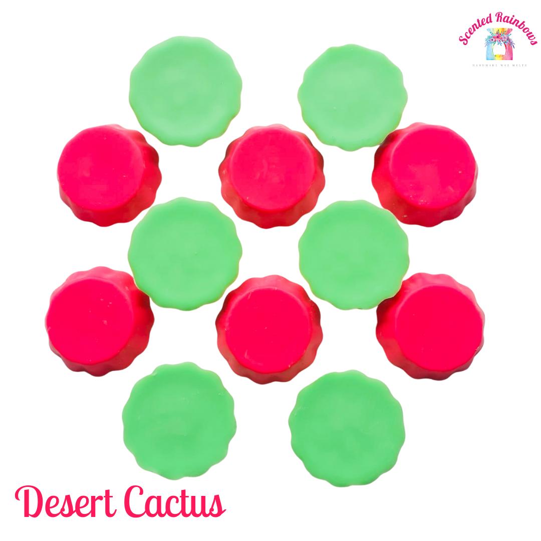 Desert Cactus Tarts