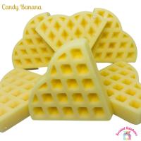 Candy Banana Waffle