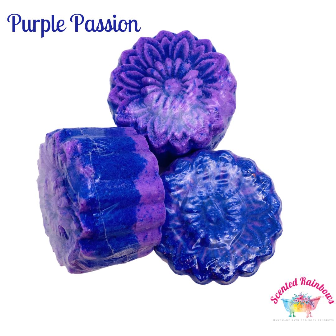 Purple Passion Bath Mooncake