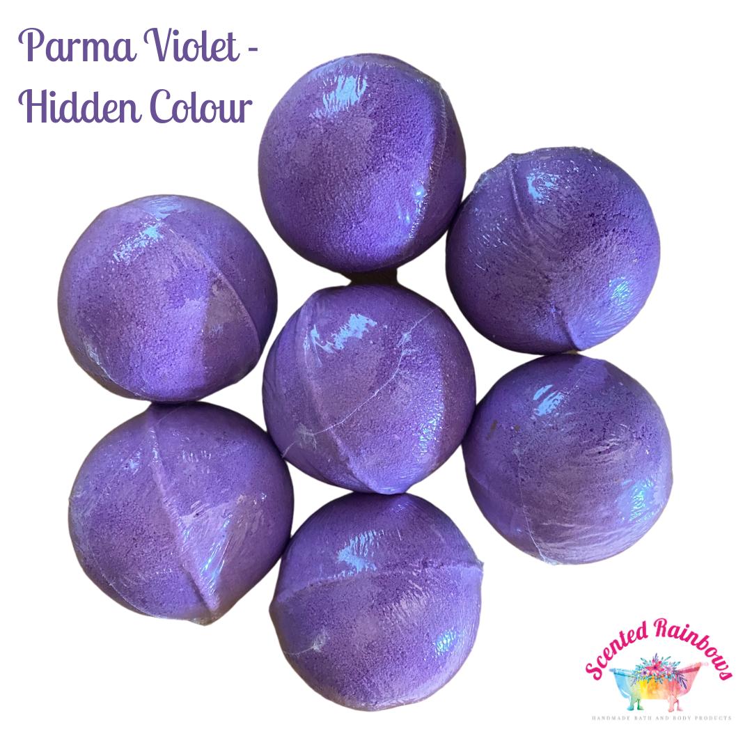 Parma Violet Bath Bomb