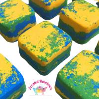 Jelly Bean Bath Brick