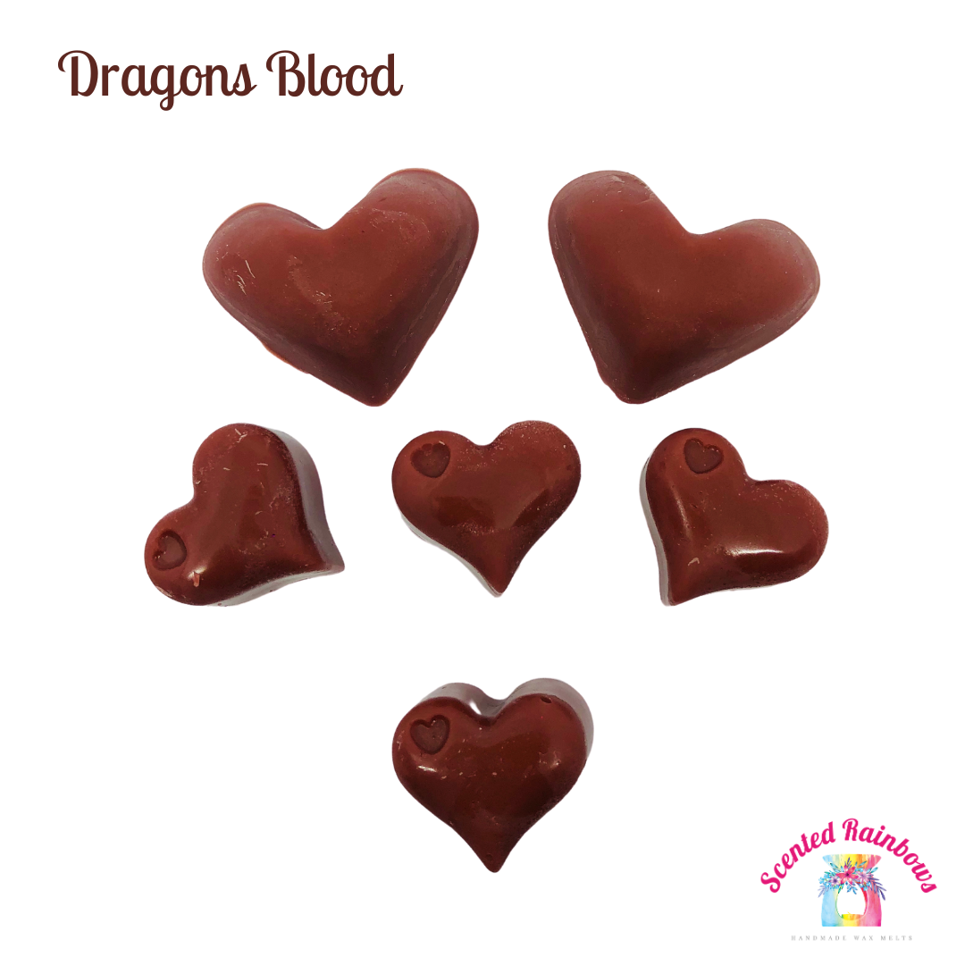 Dragons Blood Hearts
