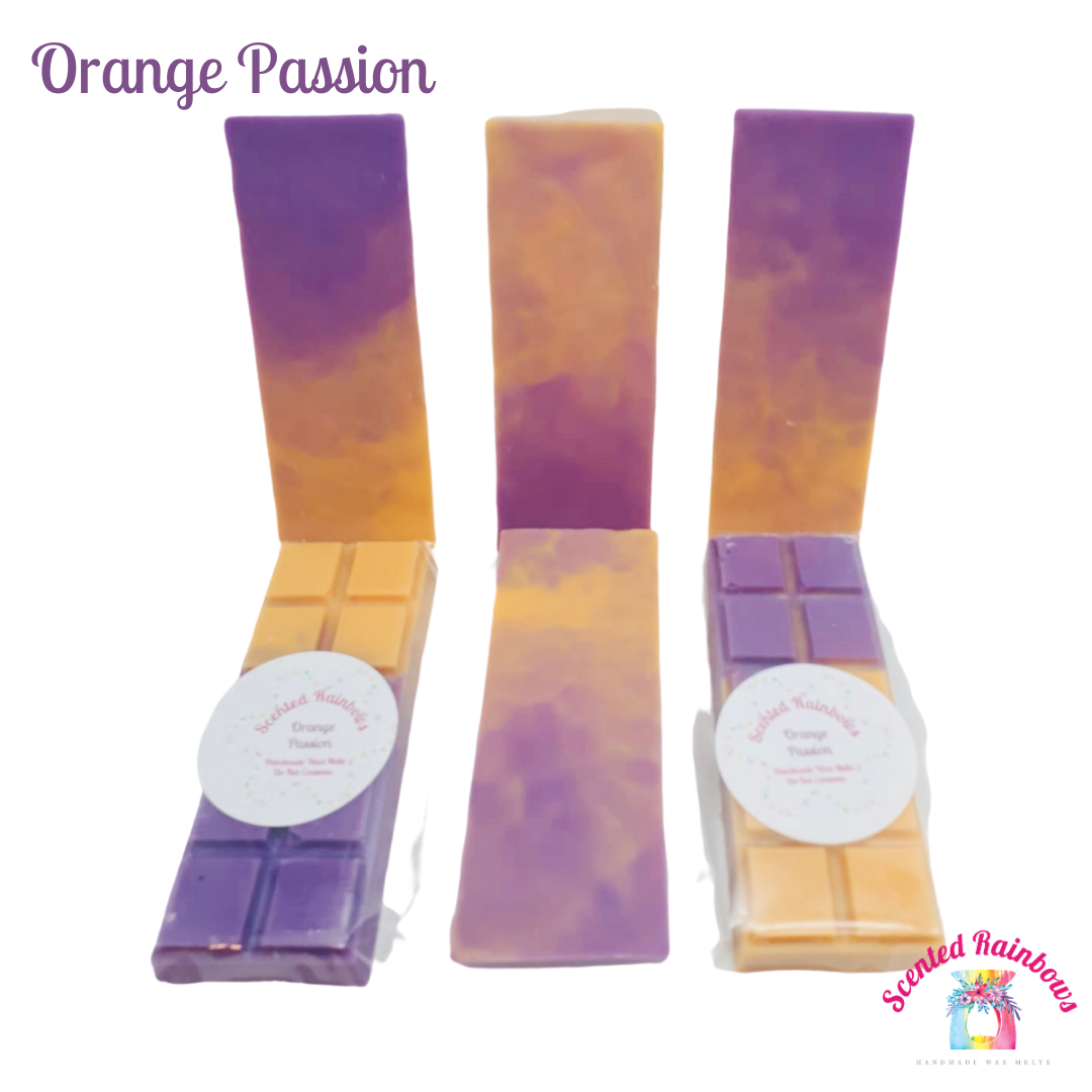 Orange Passion Bar