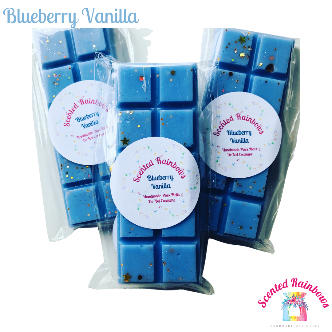 Blueberry Vanilla Bar