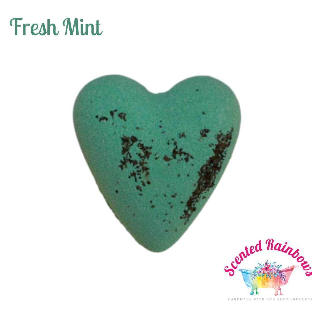 Fresh Mint Heart Bomb