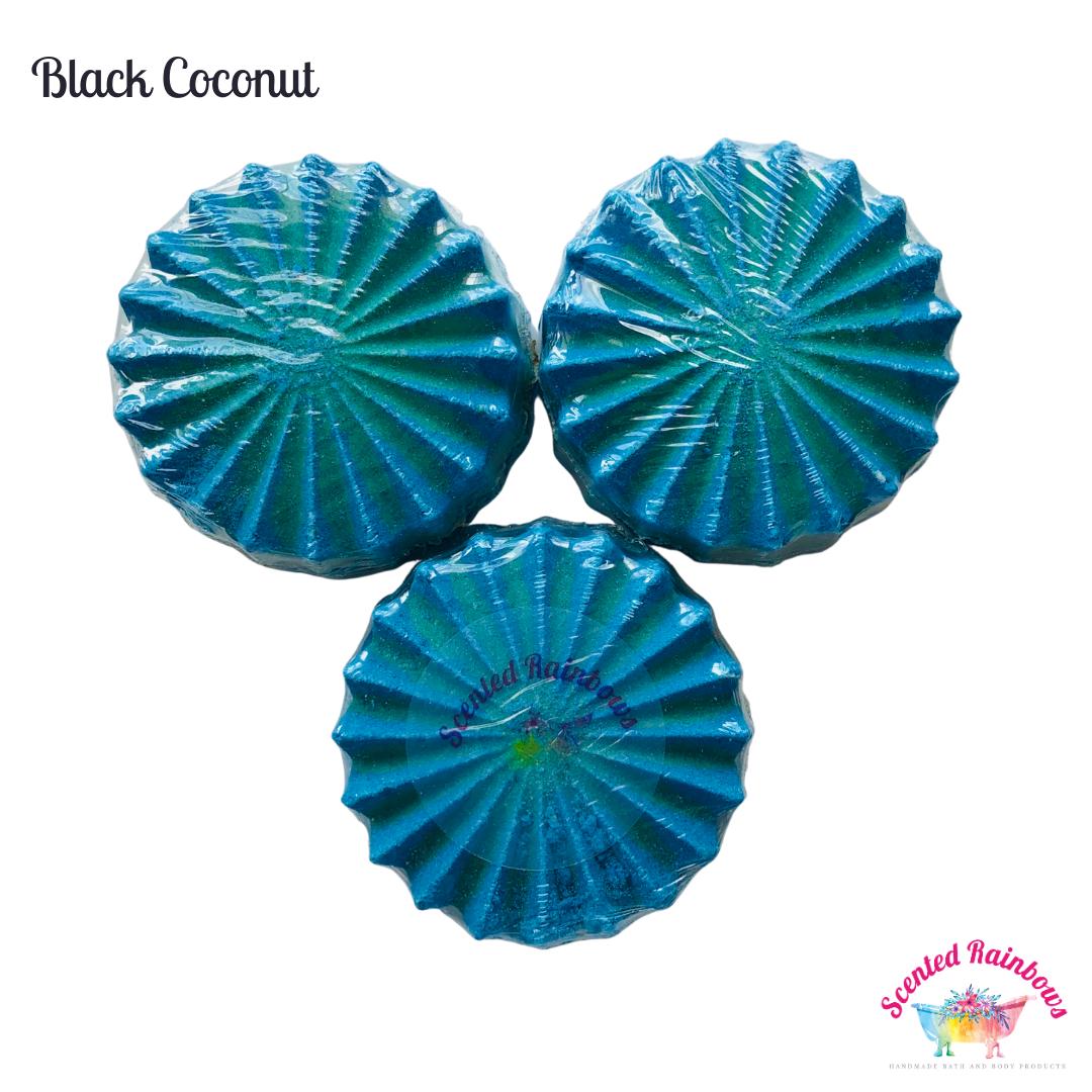 Dark Coconut Bath Spinner