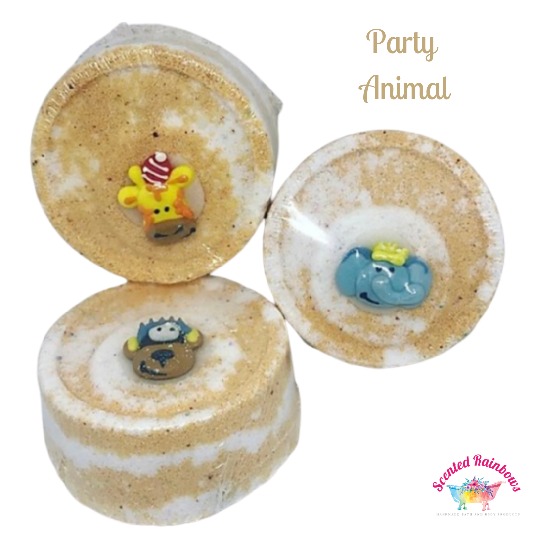 Party Animal Bath Bomb