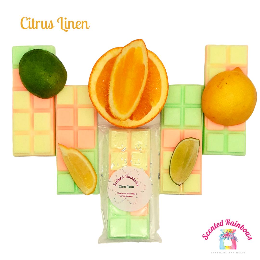 Citrus linen Bar