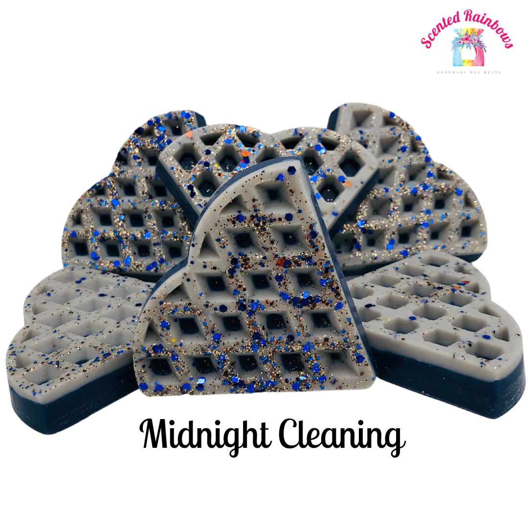 Midnight Cleaning Waffle