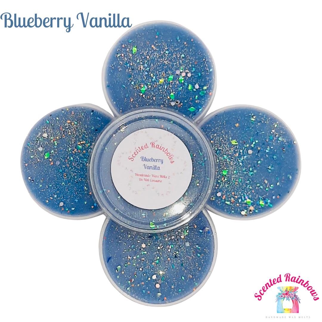 Blueberry Vanilla Pot