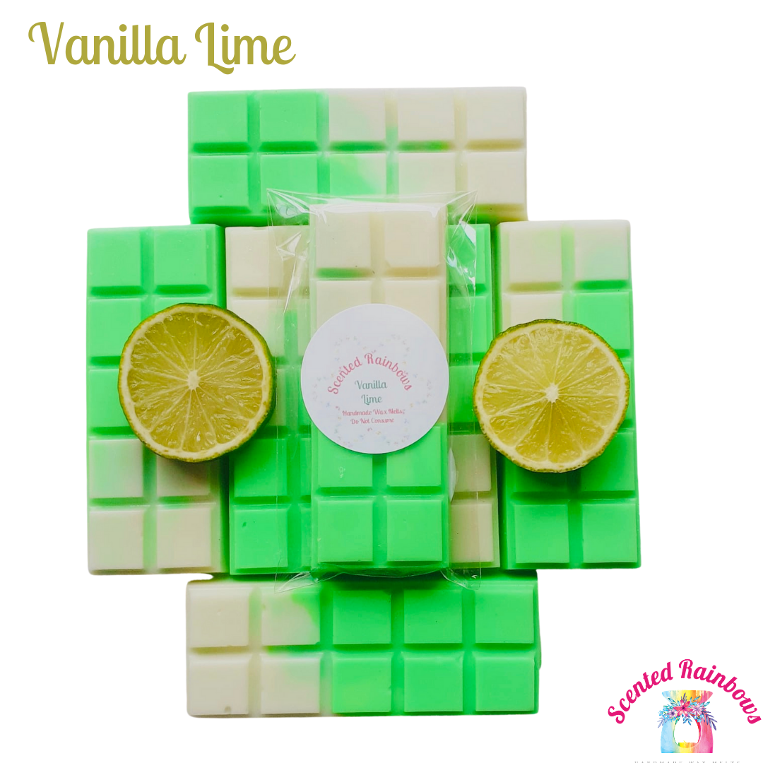 Vanilla & Lime Bar