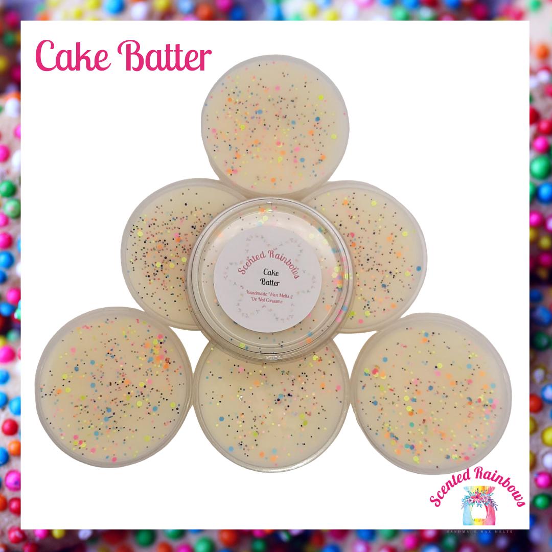 Cake Batter Pot
