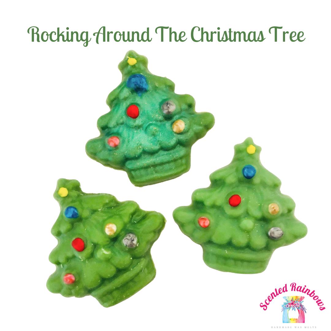 Rocking Around The Christmas Trees