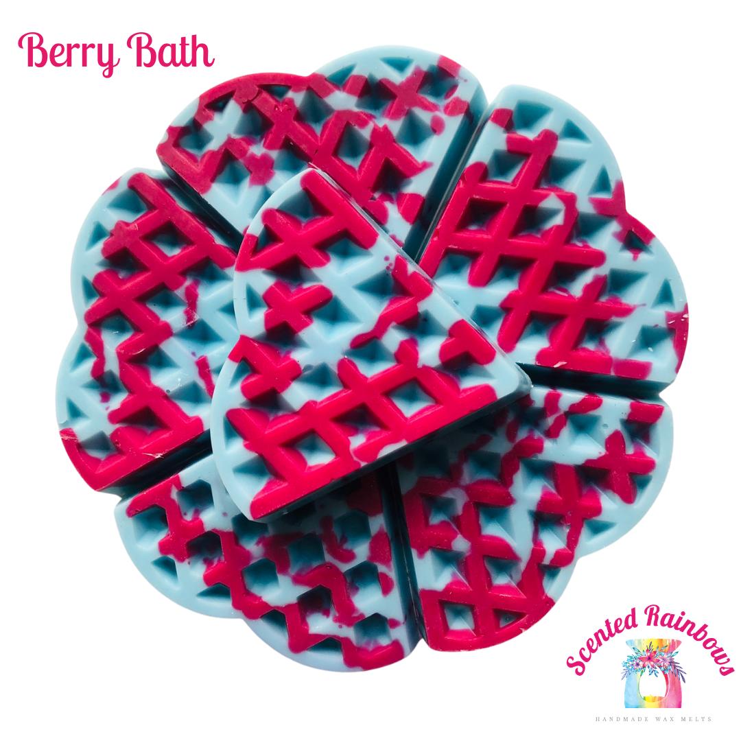 Berry Bath Waffle