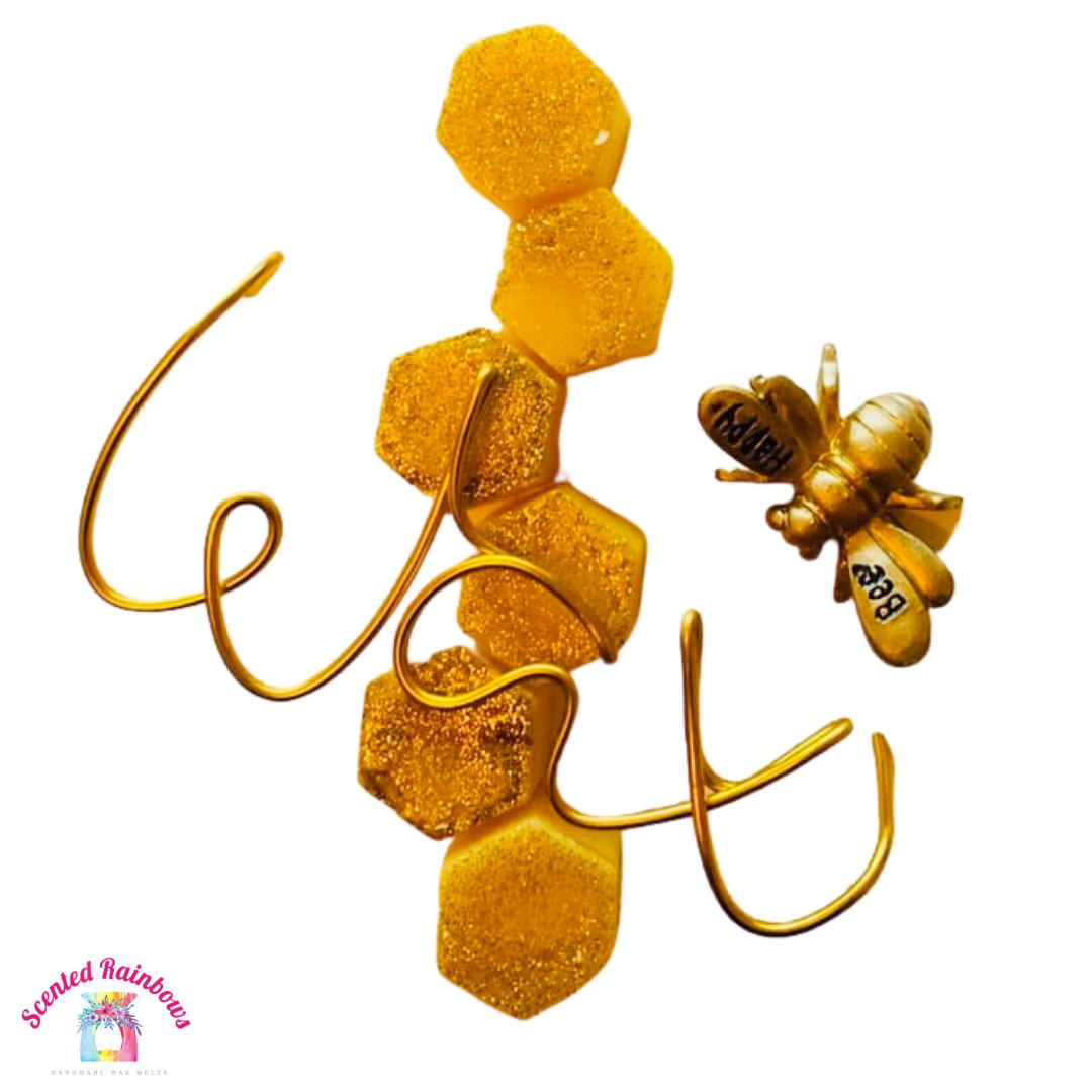 Baby Bee's Honeycomb Waxes
