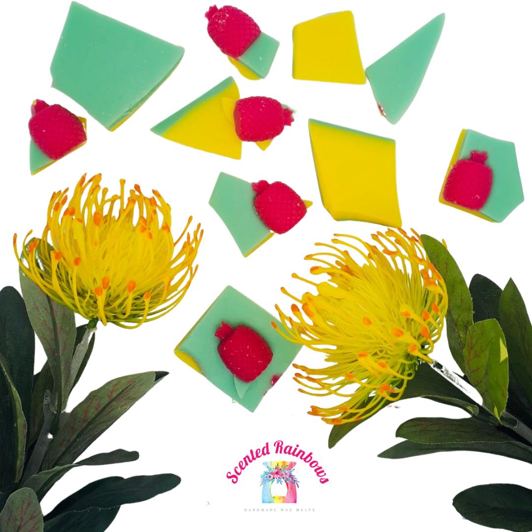Pineapple Cilantro Brittle