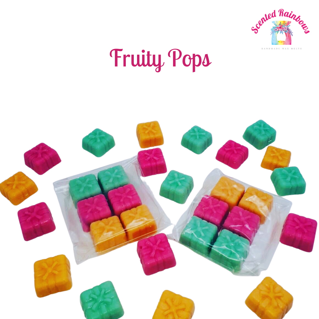 Fruity Pops Parcels