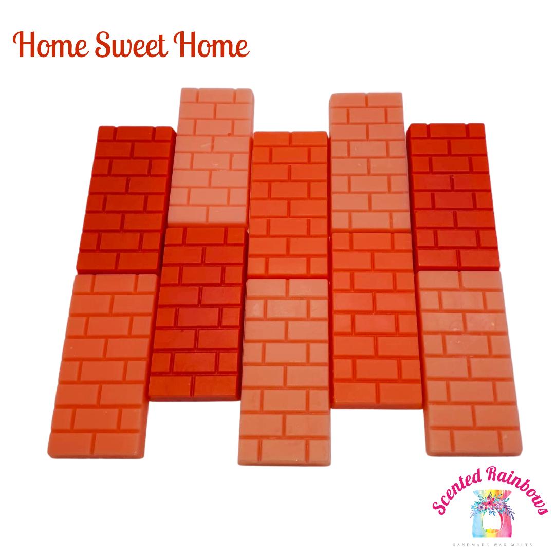 Home Sweet Home Wax Wall
