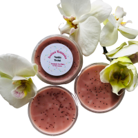 Vanilla Orchid Pot