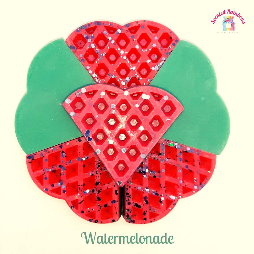 Watermelonade Waffle