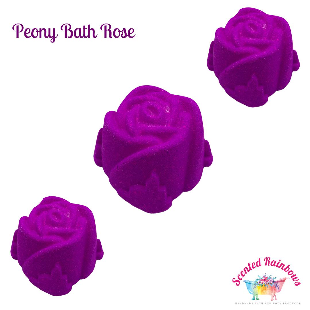 Peony Bath Rose