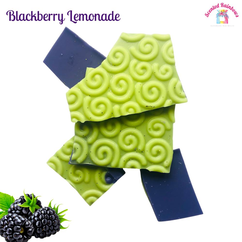 Blackberry Lemonade Brittle