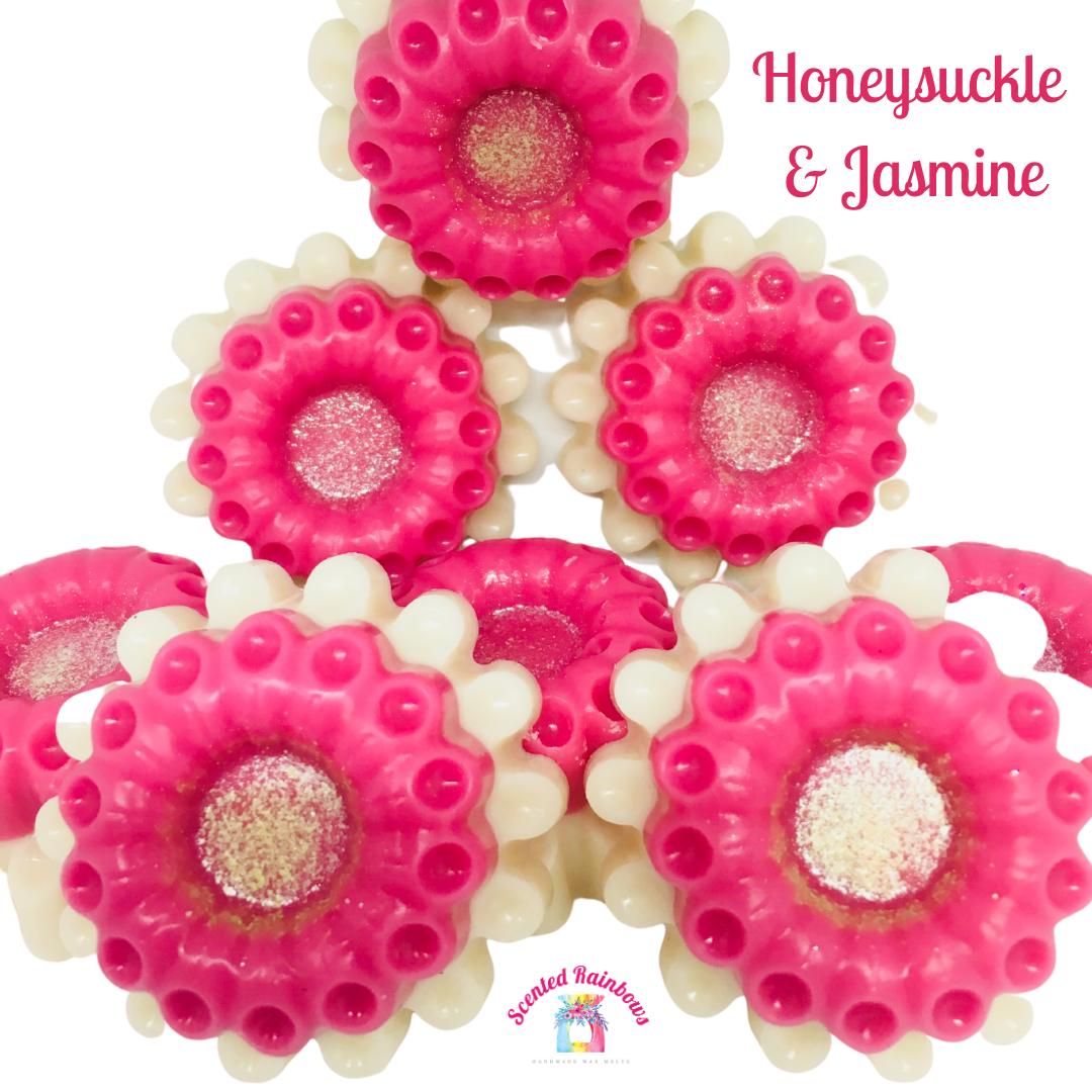 Honeysuckle & Jasmine Flower