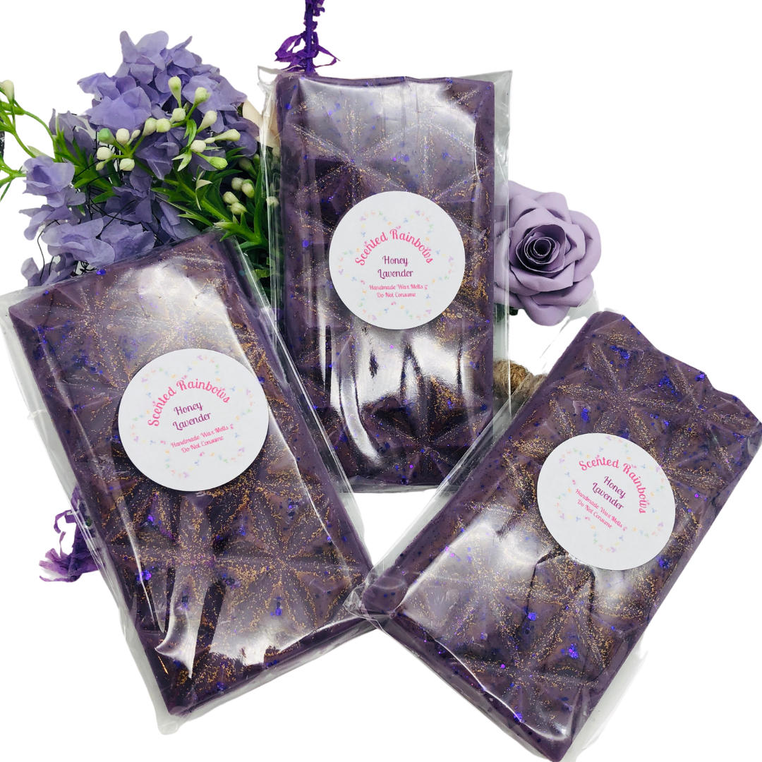 Honey Lavender Diamond Bar