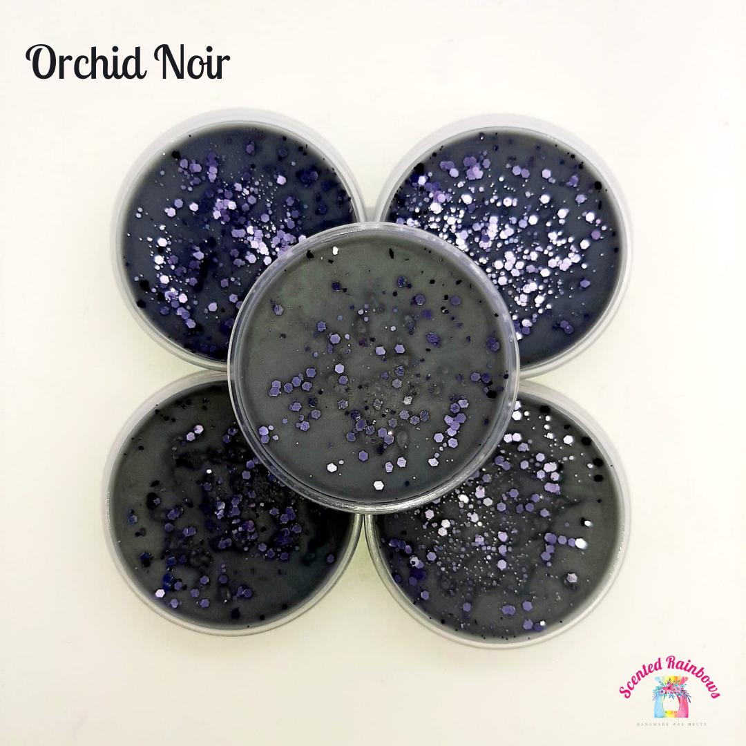 Orchid Noir Pot