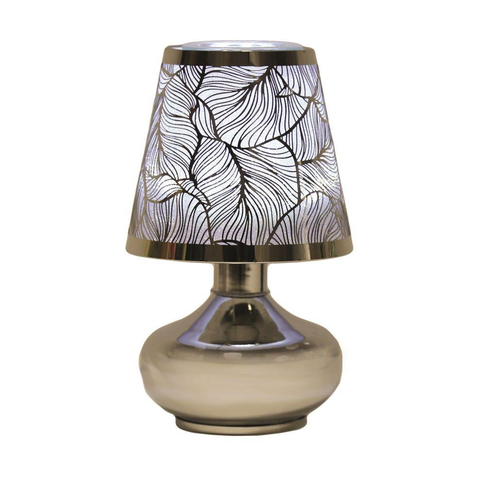 Lamp electric burner - Leaf Carousel