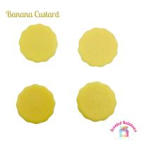 Banana Custard Tarts