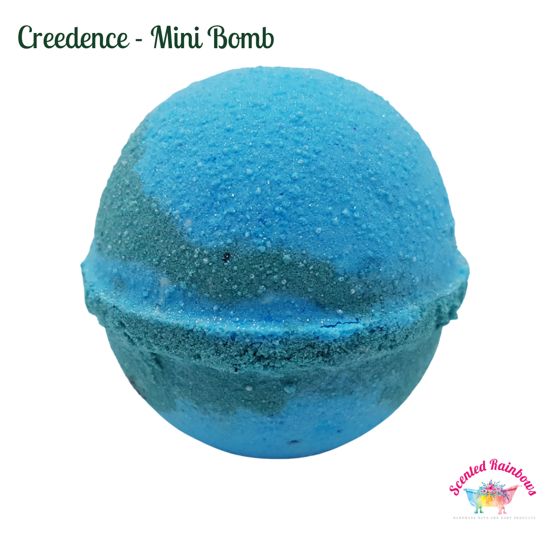 Creedence Mini Bath Bomb