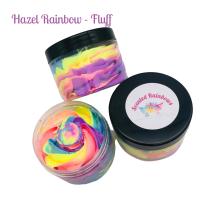 Hazel Fluff Shower Fluff