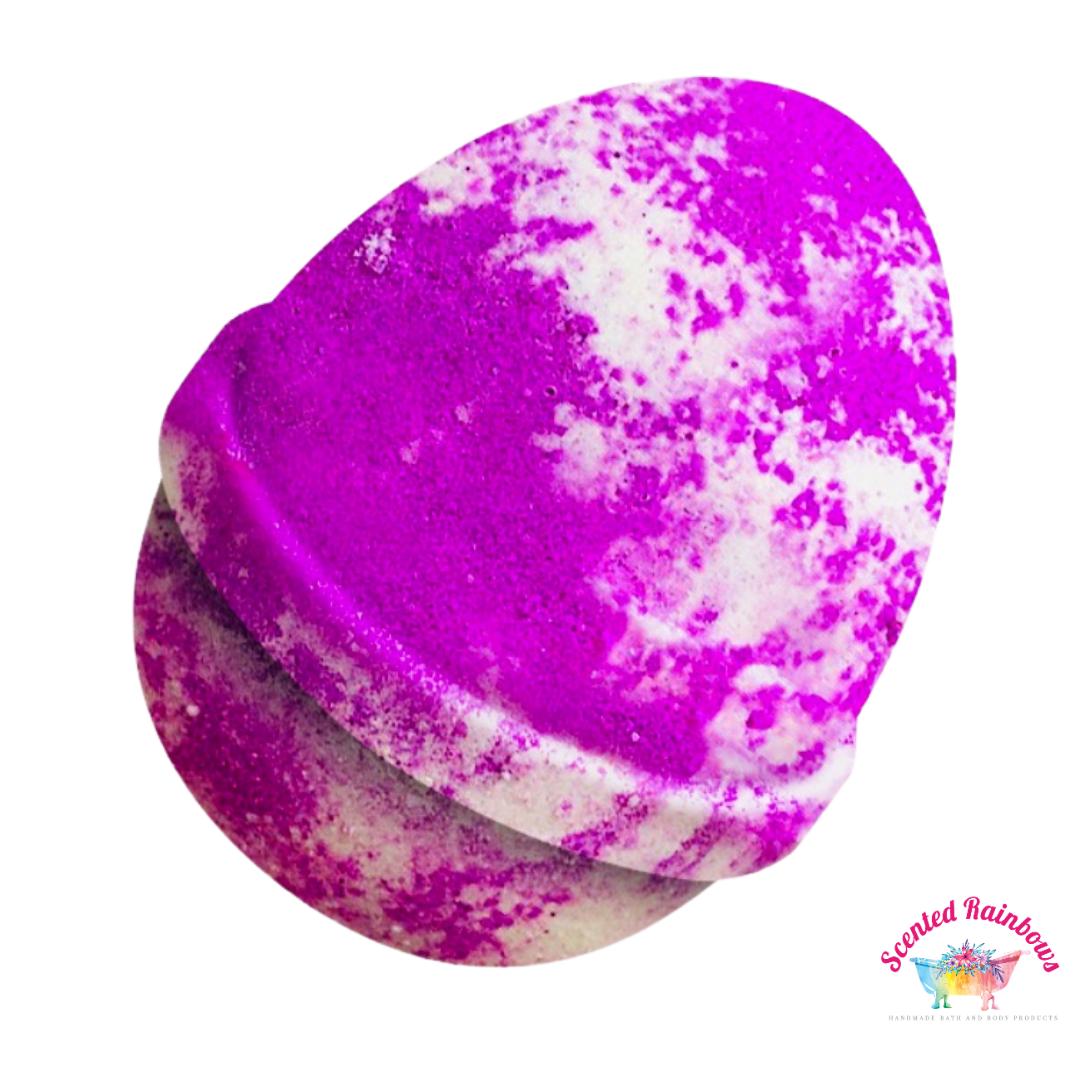 Raspberry Blush Bath Egg