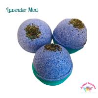 Lavender Mint Bath Bomb