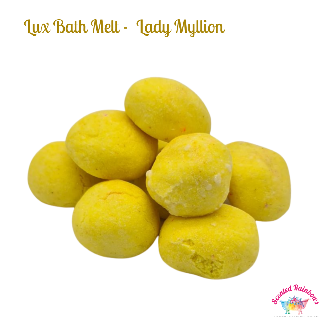 Lady Myllion bath melt